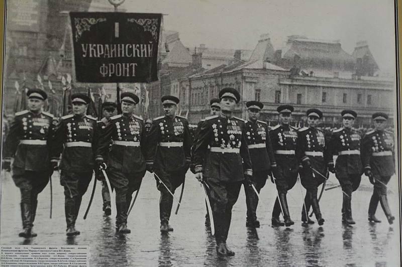 Настоящие герои Украины