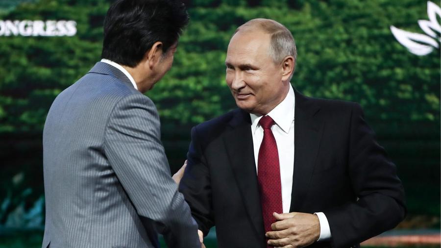 Путин удивил Абэ предложение…