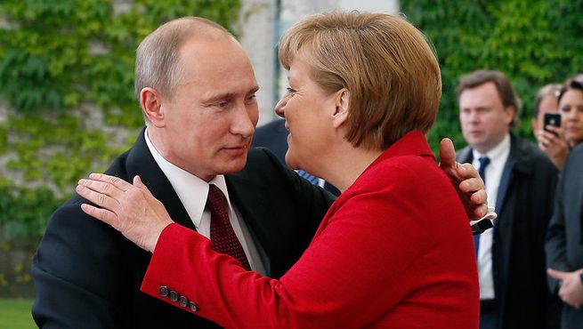 Визит Путина в ФРГ: Россия и…