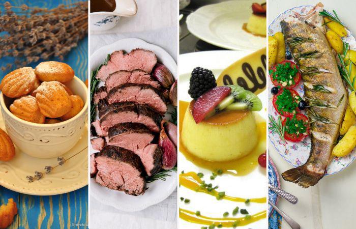 Лучшие блюда из знаменитых литературных произведений
