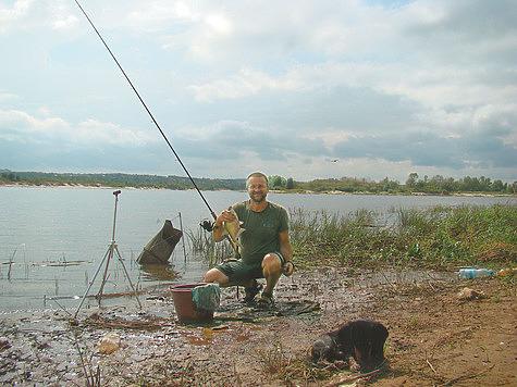 Путешествие по руслу реки Припять