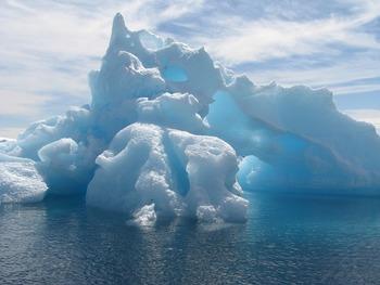 За пять лет в Антарктида растаяло более триллиона тонн льда