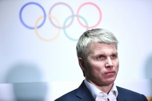 Колобков поблагодарил Брызгалову и Крушельницкого за бронзу в дабл-миксте