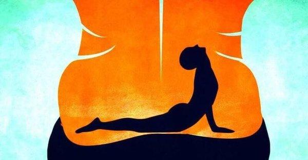 Похудение спины и боков: 3 упражнения на каждый день от подкожного жира