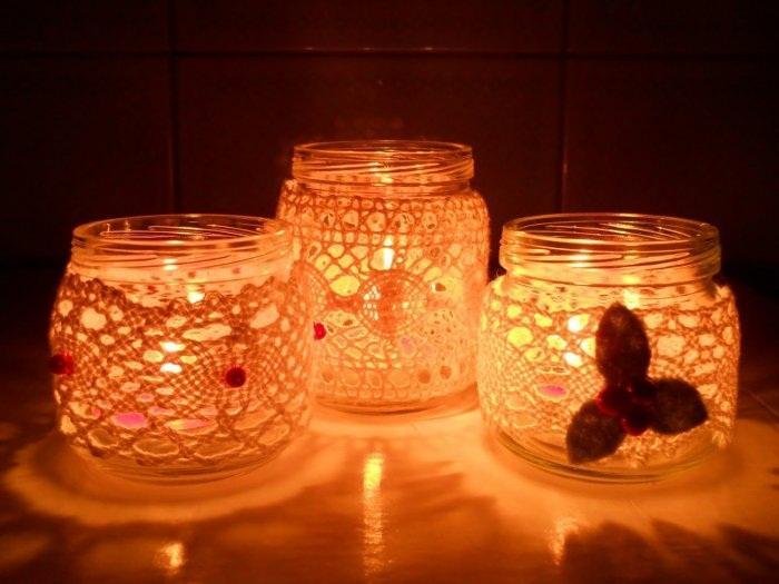 элементы декора своими руками для дома, фото 7