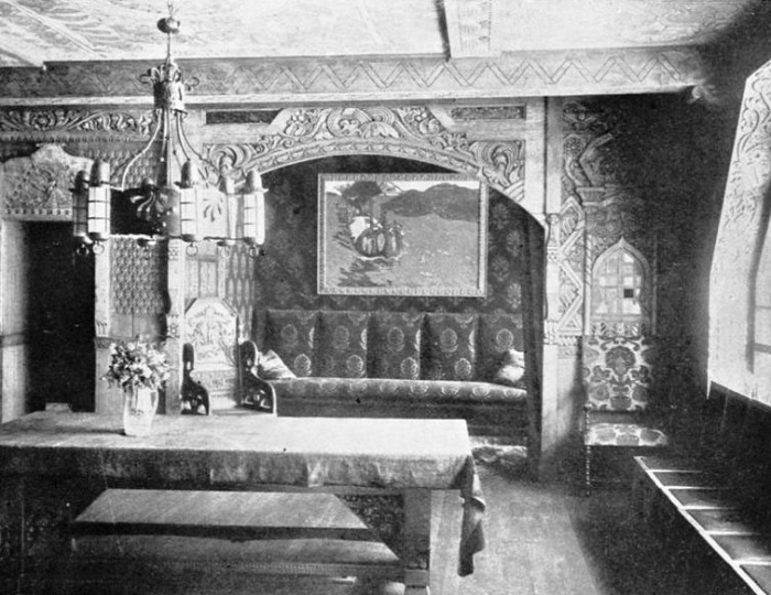 История дома-сказки, расположенного в центре Москвы