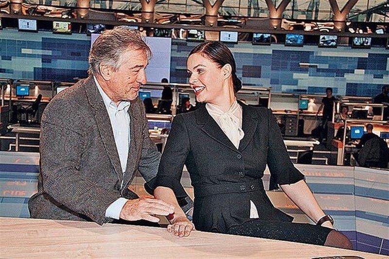 За что Екатерину Андрееву ненавидят на Первом канале
