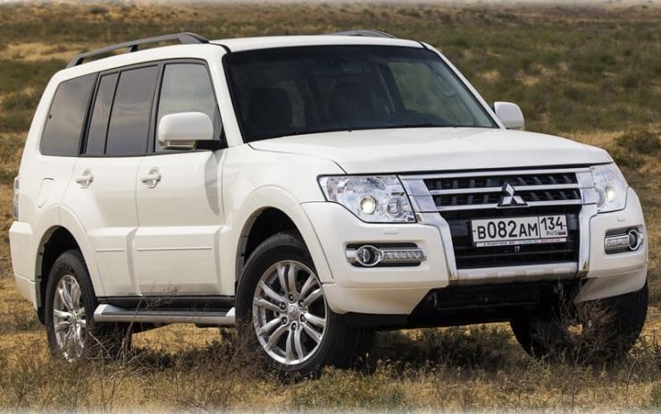 Внедорожник Mitsubishi Pajero уходит в историю