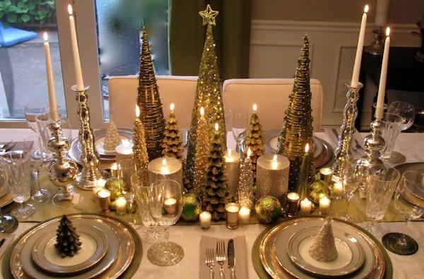 Праздничный рождественский интерьер для дома - Фото 1