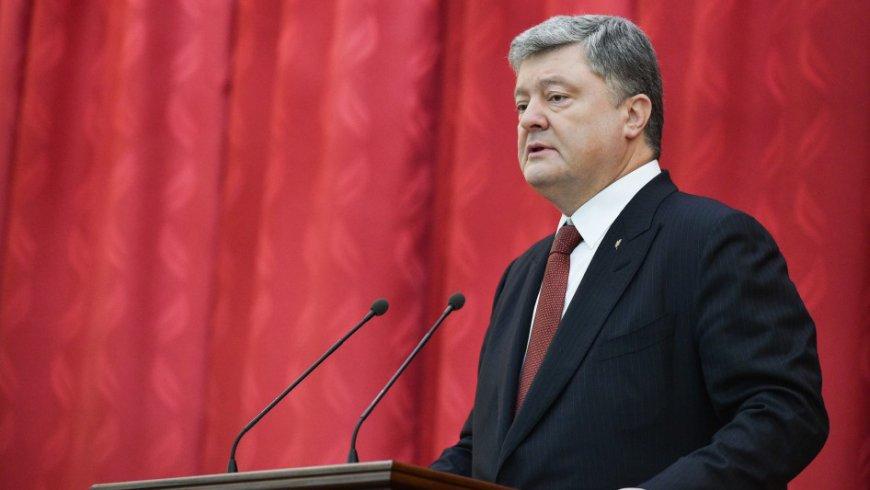 Невероятное рядом: Порошенко заявил о том, что Украина незримо присутствовала на встрече Трампа и Путина.
