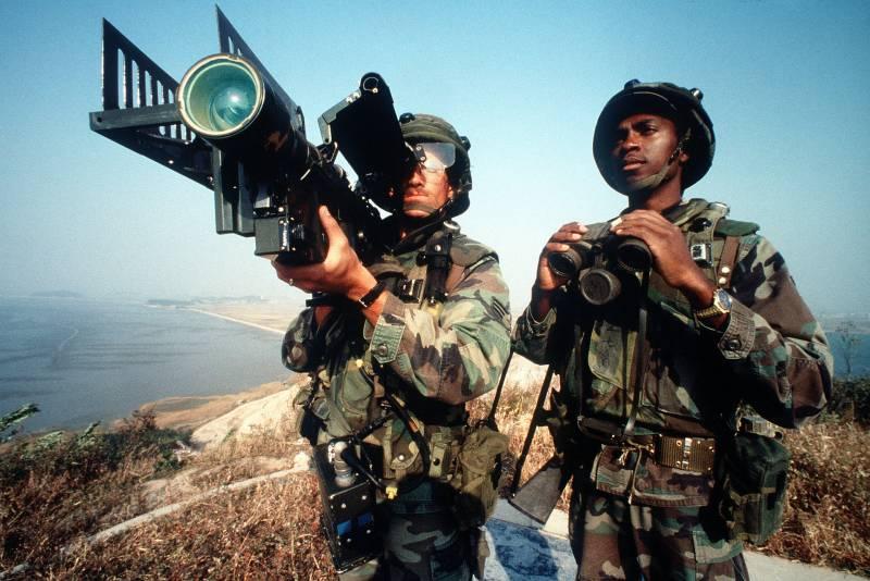«Ручные» комплексы ПВО. Часть 5. ПЗРК FIM-92 Stinger