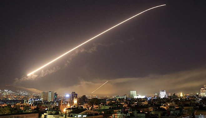 США : России и Сирии не удалось сбить ни одну из выпущенных ракет