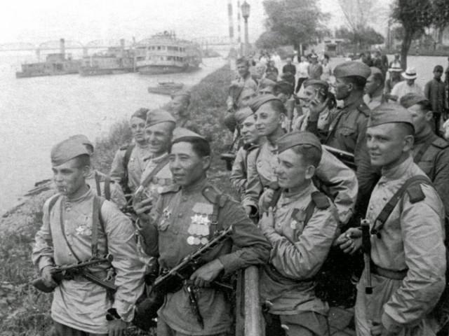 Победа над Японией и роль ат…