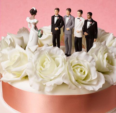Выйти замуж за нескольких мужчин