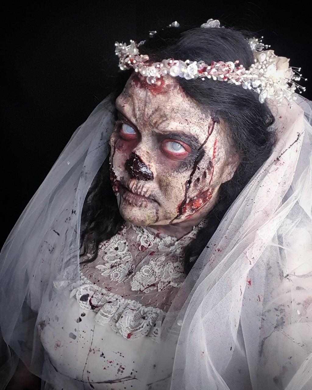 Ожившая невеста