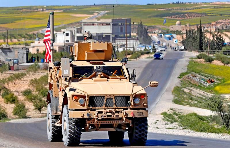 Почему американцы не уйдут из Сирии
