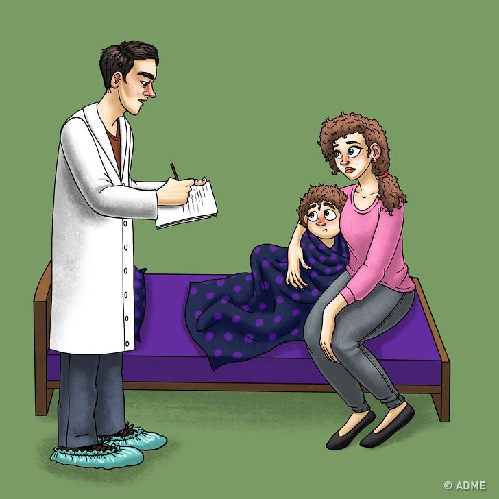 Чтобы вырастить здорового ребенка, педиатры советуют соблюдать всего несколько простых правил