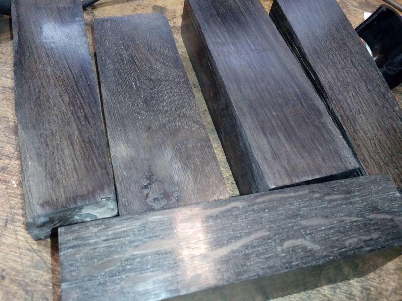 Парадокс мореной древесины: …