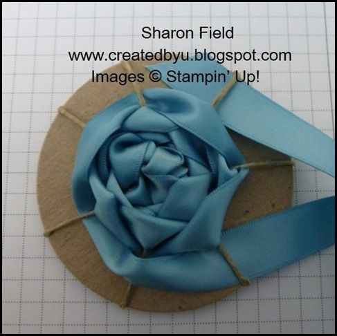 Tutorial: Lovely Ribbon Rosettes