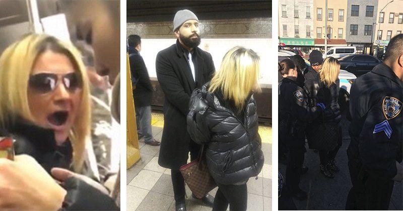 Русская эмигрантка пыталась защитить Бруклин от китайцев, но не получила поддержки и попала в полицию