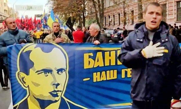 Киевские нацисты требуют пропаганды фашизма и объявления 2017 г. годом УПА