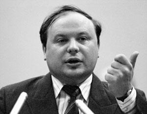 Имя Егора Гайдара предложили присвоить московскому аэропорту.