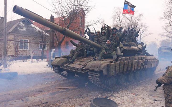 Народное ополчение, новости сегодня 15 февраля, фронтовая сводка ДНР и ЛНР, обстановка в Новороссии, бои под Дебальцево и Мариуполем, новые жертвы и разрушения