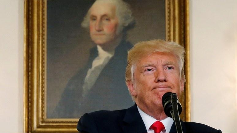 Трамп преподнёс Москве побед…