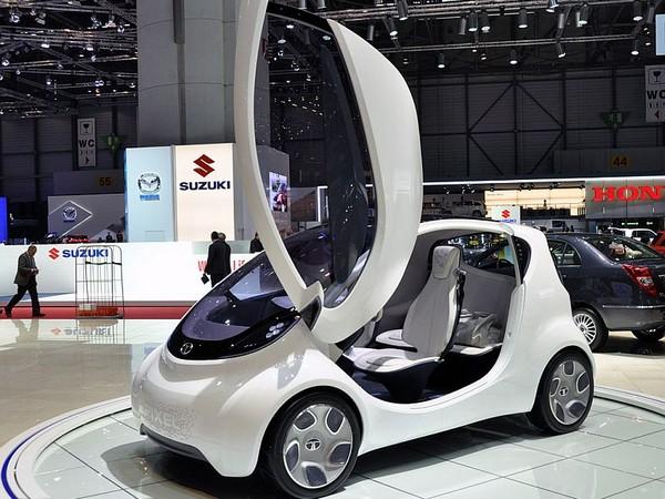 Дизайн самых необычных городских автомобилей