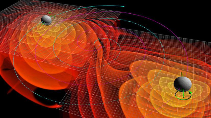 Космический телеграф: возможно ли передавать информацию с помощью гравитационных волн