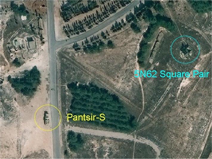 В Сирии усилены комплексы ПВО
