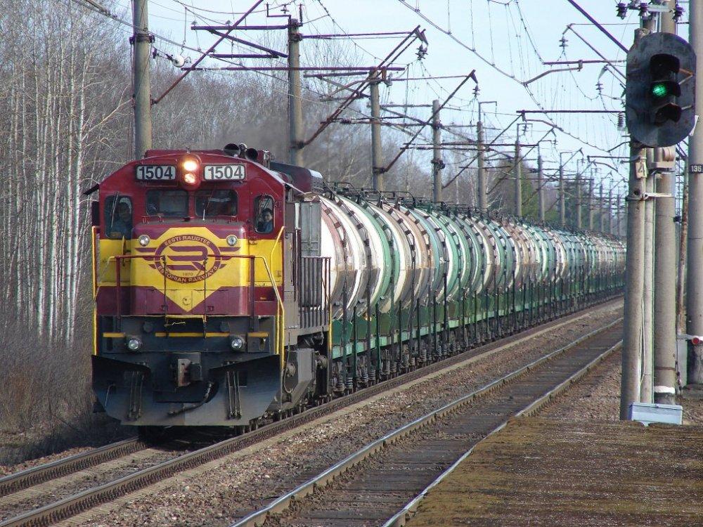 Россия поставила крест на железных дорогах Прибалтики - Доигрались