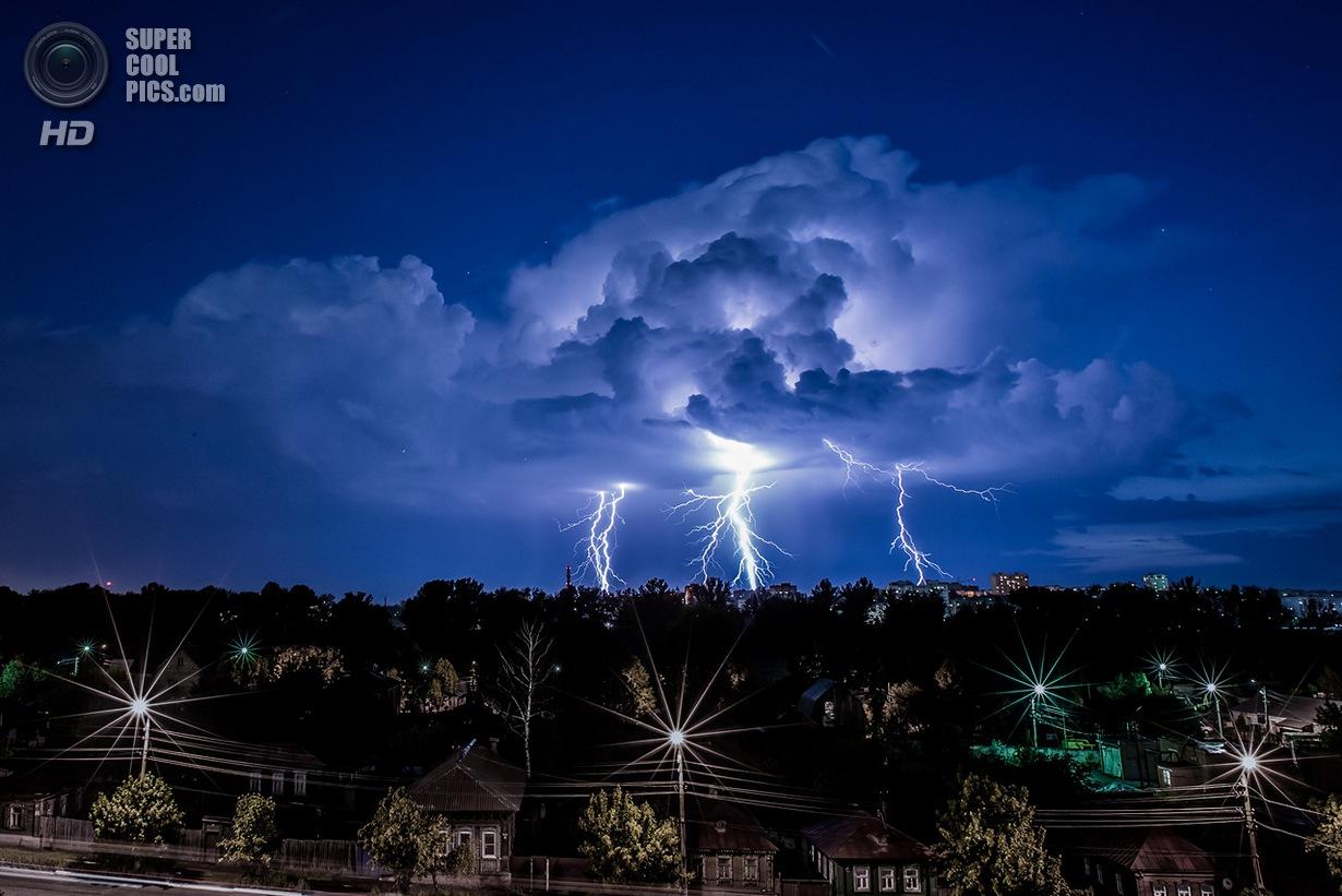 Гнев небес: Молнии