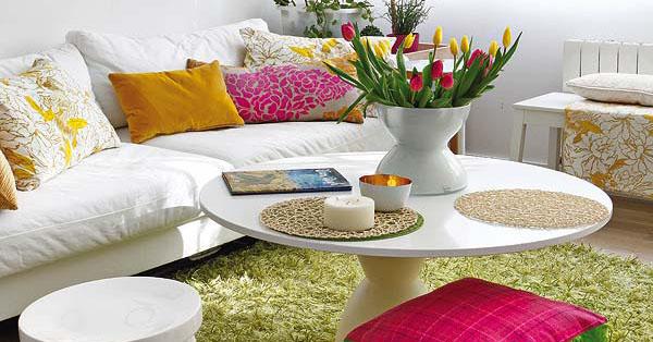 Красивый свежий дизайн квартиры в 40 кв. м.