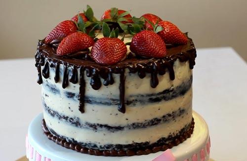 Рецепт супер влажного шоколадного торта
