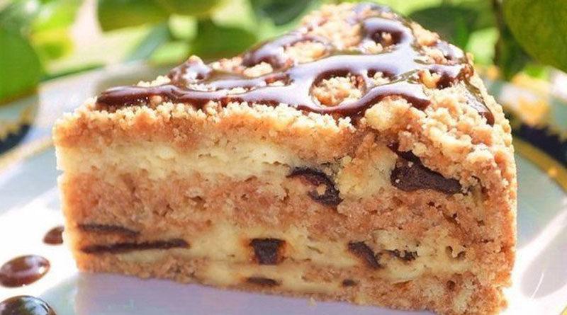 Простой и вкусный пирог с тв…