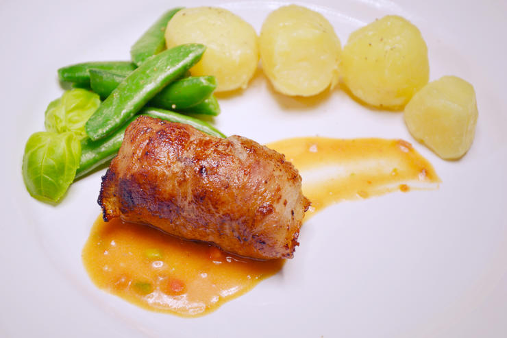Обед по-нидерландски: готовим славинк