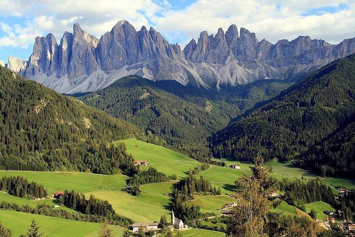 Причины посетить Италию