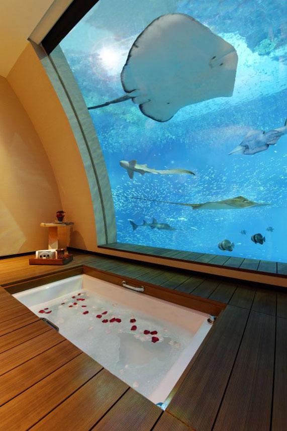 Hotel rooms with unusual views 1 Необычные виды из окон гостиничных номеров