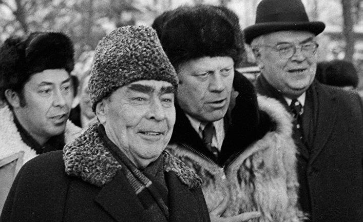 Тайное обещание Брежнева