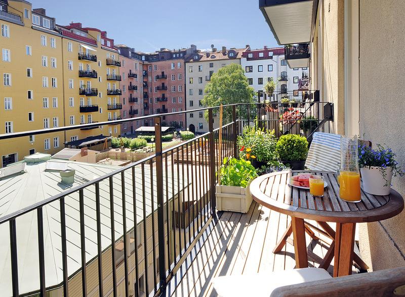 Красивый и уютный балкон - идеи! Original