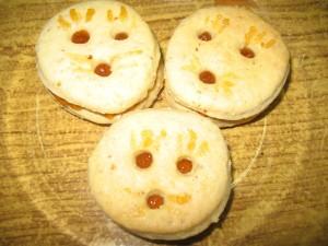 Печенье «Кошачьи глазки»