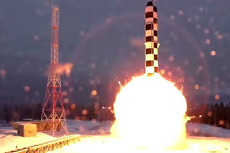 Стали известны преимущества ракетного комплекса «Сармат»