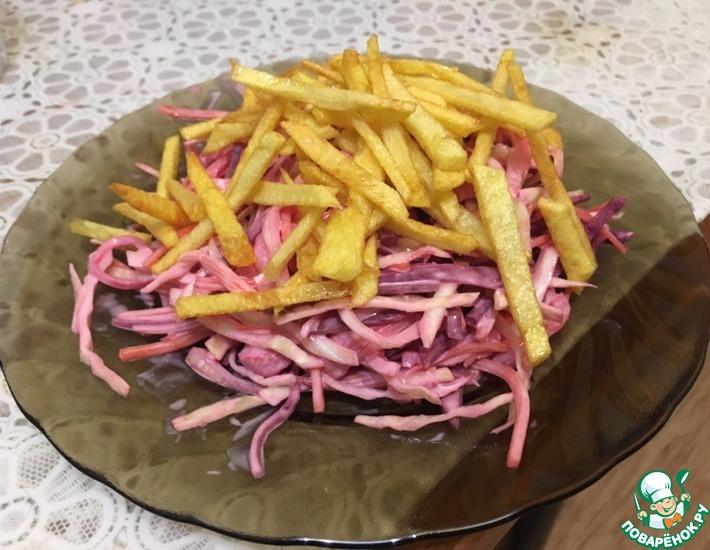 Рецепт: Чафан по-сибирски