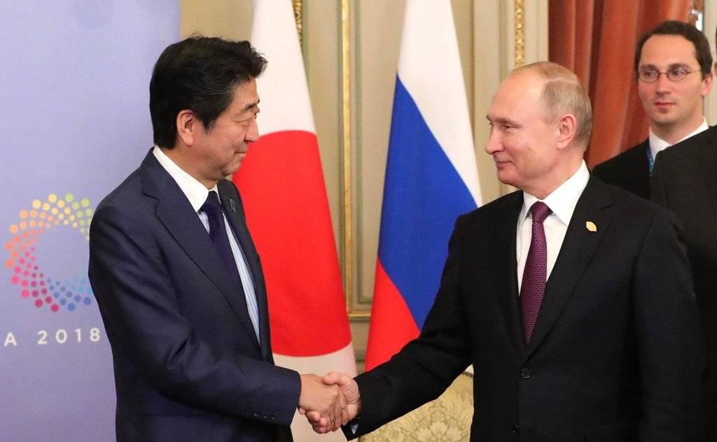 Дипломатическая игра вокруг Курил: позиция Токио рассыпается на глазах