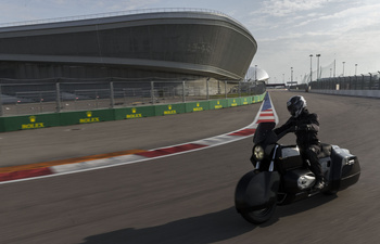 Прототип тяжёлого мотоцикла «Иж» разогнался до 100 км/ч за 3,5 секунды