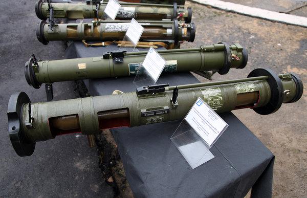 Адская «Клюква»: Российский ручной гранатомет пробивает метр стали. Кадры работы