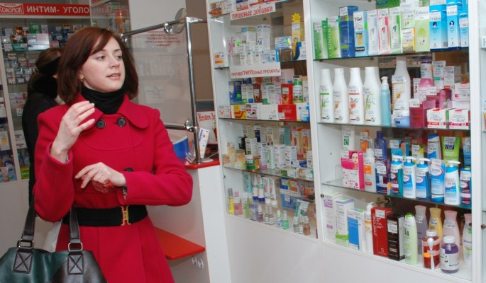 В России подорожают лекарства