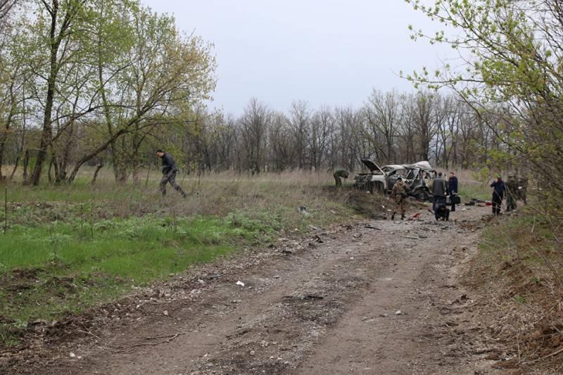 Вашингтон призвал Москву повлиять на «сепаратистов» для достижения мира в Донбассе