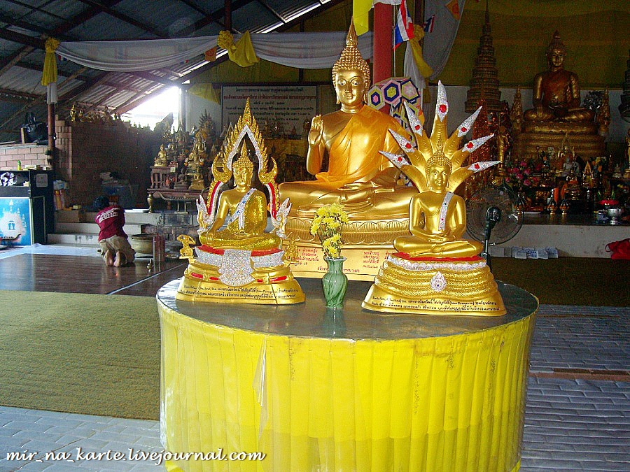 Пхукет: буддийские святыни острова
